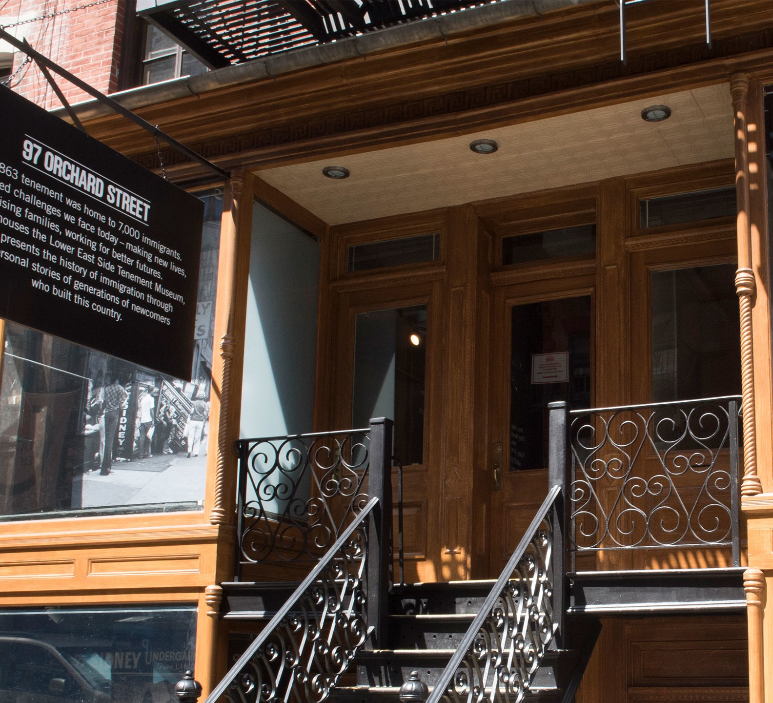 Late Night Thursday June 6 Tenement Museum