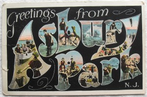 Greetings from Asbury Park, c.1928
