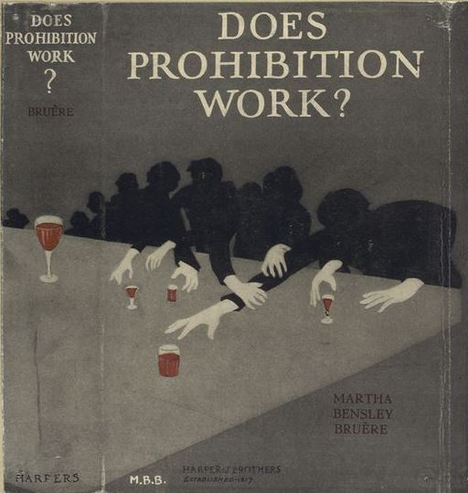Apparently not! This book cover asks the question on everyone's mind. Photo courtesy of the NYPL.