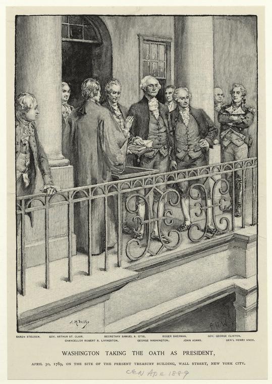 Inaugural New York - Tenement Museum